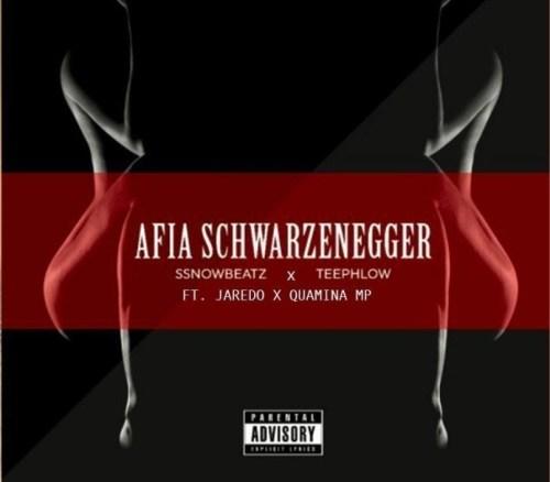 Ssnowbeatz Ft Teephlow, Jaredo & Quamina MP – Afia Schwarzenegger (Remix)
