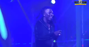Stonebwoy & The Fireman Crew's Electrifying Performance At Rototom Sunplash 2019