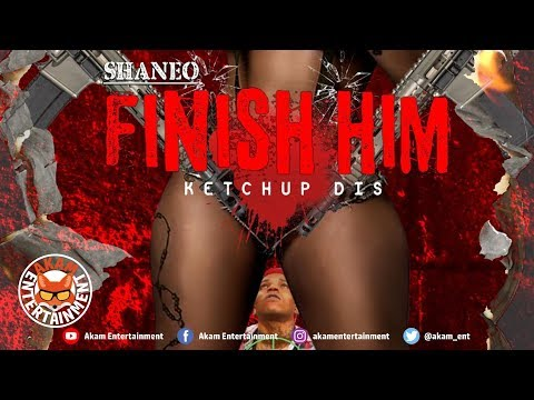 Shane O - Finish Him (Ketch Up Counteraction) (Gage Diss)
