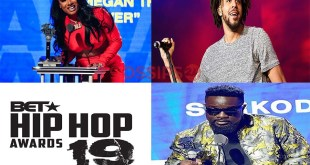 2019 BET Hip Hop Awards - Full List Of Winners