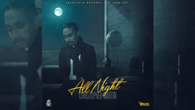 Photo of Stream : Christopher Martin – All Night (Prod By Seanizzle x S-Lock Ent)