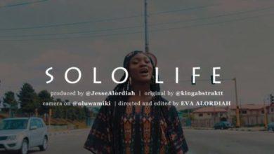 "Photo of Download : Eva Alordiah – ""Solo Life"""