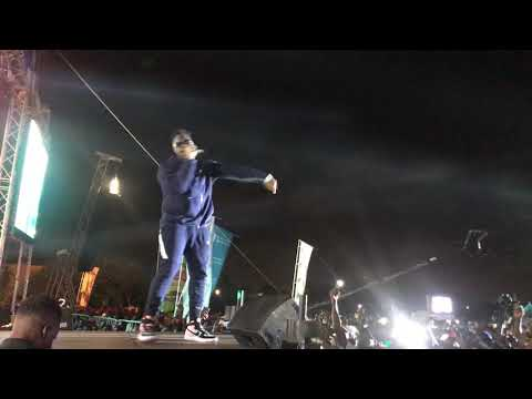 Medikal - Deep Message for Sarkodie (Outstanding Performance At This Is Tema Music Festival)