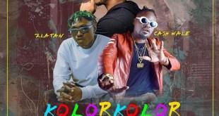 Sina Rambo Ft Zlatan x Cash Wale – Kolor Kolor