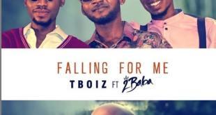 TBoiz Ft 2Baba – Falling for Me