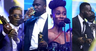 2019 4Syte Music Video Awards - Full List of Winners
