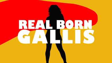 Photo of Busy Signal – Real Born Gallis (Official Lyric Video)