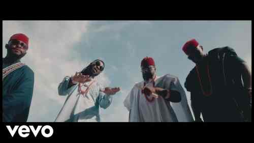 Larry Gaaga x Flavour - Tene (Official Video)