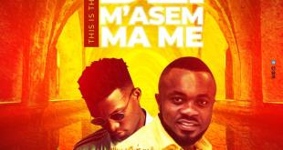 Sayvee Ft Kofi Kinaata - Dzi M'asem Me Me (Remix) (Prod By ElormBeat)