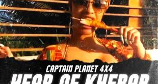 Captain Planet (4×4) – Year Of Khebab (Prod By BeatBoss Tims)
