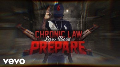 Photo of Chronic Law – Prepare (Official Lyric Video)