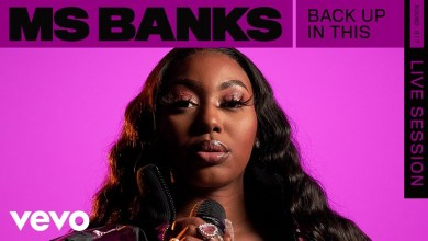 Photo of Lyrics : Ms Banks – Back Up In This