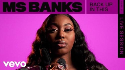Lyrics Ms Banks – Back Up In This