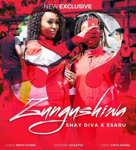 Lyrics Shay Diva x Ssaru - Zungushiwa
