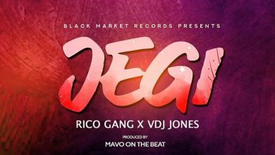 Rico Gang Ft VDJ Jones - Jegi Lyrics