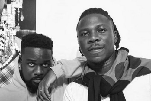 Sarkodie Ft Stonebwoy – Strength of a Woman