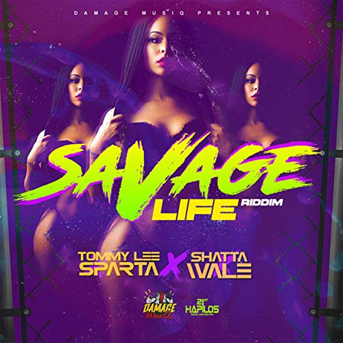 Shatta Wale x Tommy Lee Sparta – Savage Life (Prod By Damage Musiq)