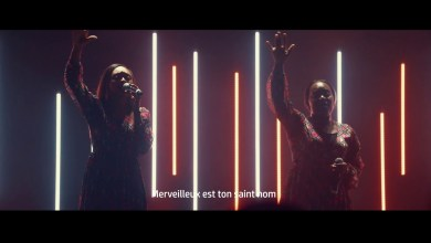 Photo of Sion – Merveilleux est ton Saint nom Lyrics