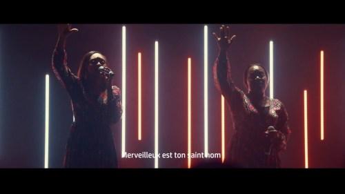Sion - Merveilleux est ton Saint nom Lyrics