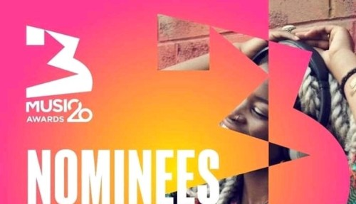 3 Music Awards 2020 - Complete List Of Nominees