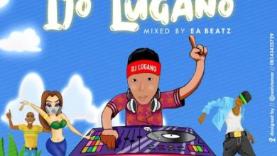 Photo of DJ Lugano Ft Enigango – Ijo Lugano