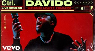 Davido - Green Light Riddim (Live Session)