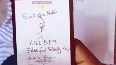Photo of Edem Ft Stucky Kojo – Kill Dem (Sweet Corn Riddim)