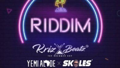 Photo of Krizbeatz x Skales x Yemi Alade – Riddim Lyrics