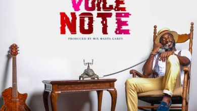 Photo of Kwabena Kwabena – Voice Note (Prod By Mix Master Garzy)