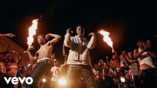 Larruso Ft Stonebwoy x Kwesi Arthur - Killy Killy Remix (Official Video)