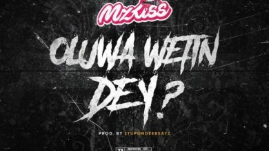 Photo of Mz Kiss – Oluwa Wetin Dey?