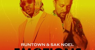 Runtown & Sak Noel – Emotions (Sak Noel Mix)
