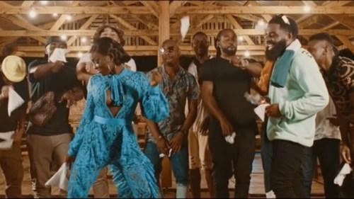 Afro B Ft Wande Coal – Amina (Remix)