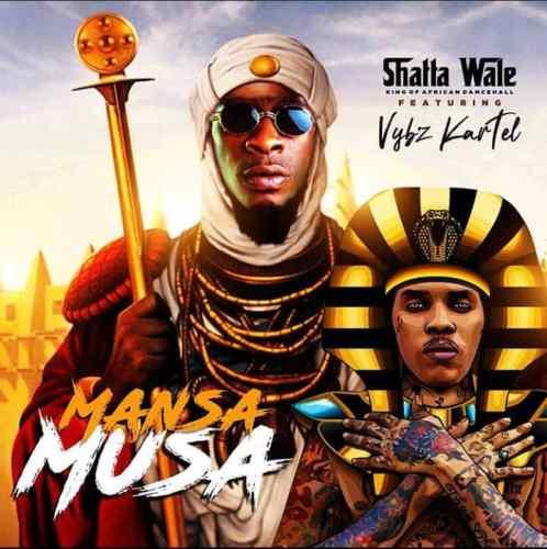 Shatta Wale Ft Vybz Kartel - Mansa Musa (Teaser)