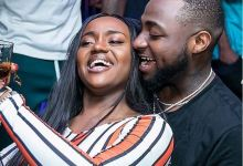 Photo of Davido's lover, Chioma, tests positive for coronavirus