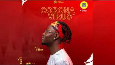 Photo of Fancy Gadam – Corona Virus (Prod. By 5m Music)