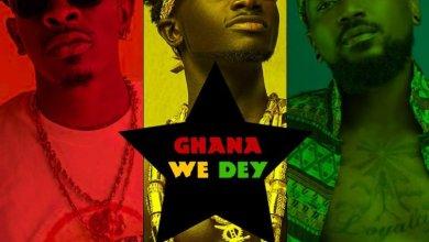 Photo of Kuami Eugene Ft Shatta Wale & Samini – Ghana We Dey