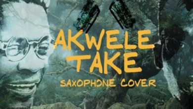 Photo of Shatta Wale – Akwele Take (Sax Version) (Prod By Mizter Okyere)