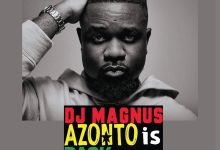 Photo of DJ Magnus – Azonto Is Back Mixtape