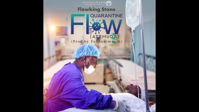 Photo of Flowking Stone — Quarantine Flow (Prod. By TubhaniMuzik)
