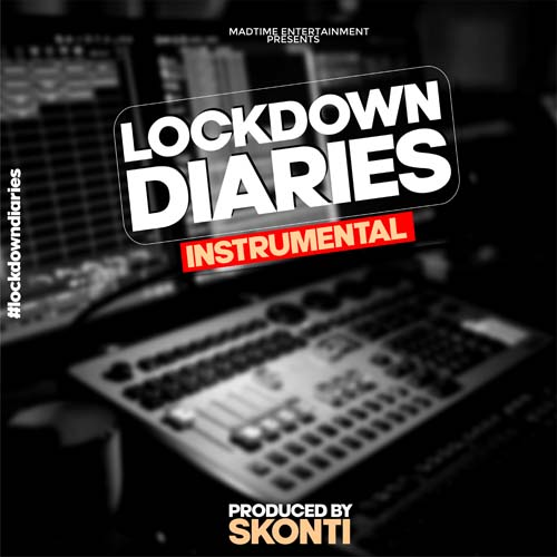Free Instrumental Lock Down Diaries (Prod By Skonti)