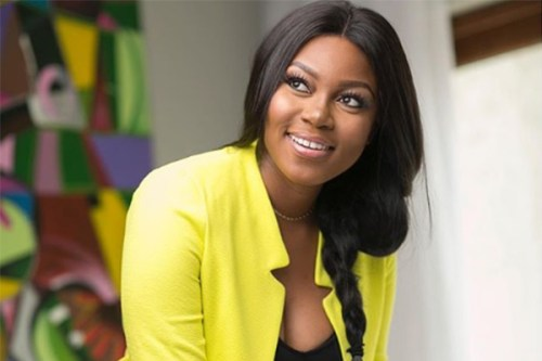 Relax with the borrowing, invest in fixed assets - Yvonne Nelson advises