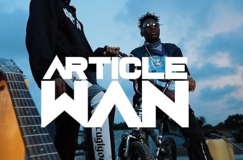 Article Wan – Azonto Flex (Prod. By Article Wan)