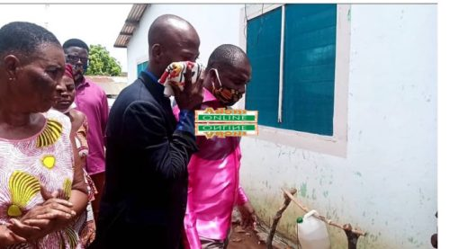 Pastor banished from Awutu, fined GHC5,000 for sleeping with another man's wife