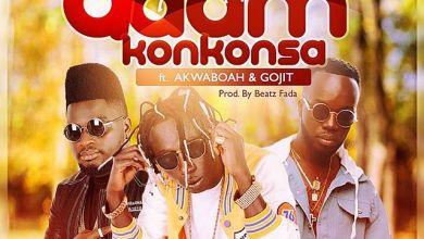 Photo of Patapaa Ft Akwaboah & Gojit – Adam Konkonsa (Prod By Beatz Fada)