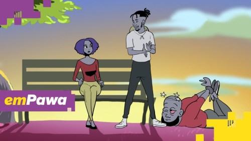 emPawa Africa & Mr Eazi - I No Go Give Up On You (Visualizer)