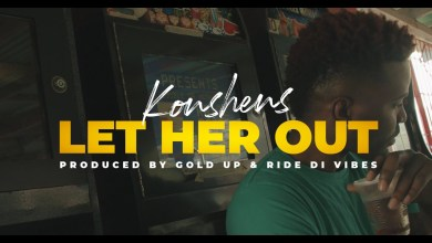 Photo of Konshens – Let Her Out
