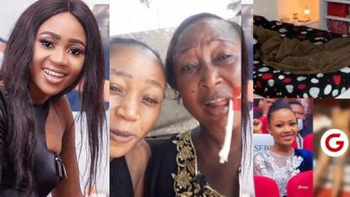 Photo of Akuapem Poloo's mother Speaks – Says Daughter's leaked video Was Not intentional (Video)