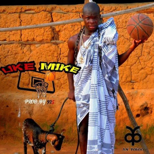 Ay Poyoo – Like Mike (Prod By 925)