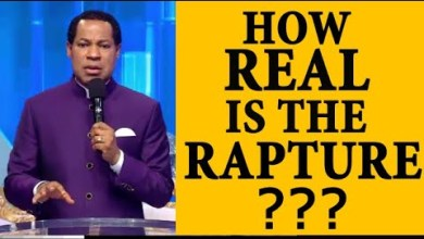 Photo of Blessed Pastor Chris reveals when the rapture will happen (Watch Video)